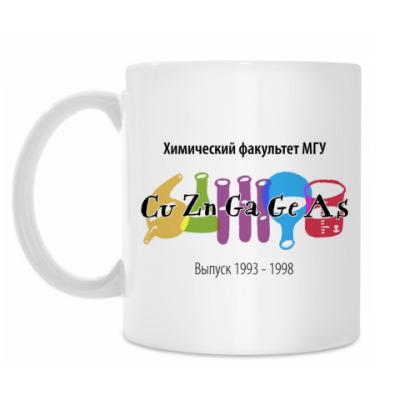 Кружка CuZnGaGeAs mug