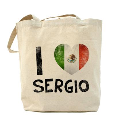 Сумка I LOVE SERGIO