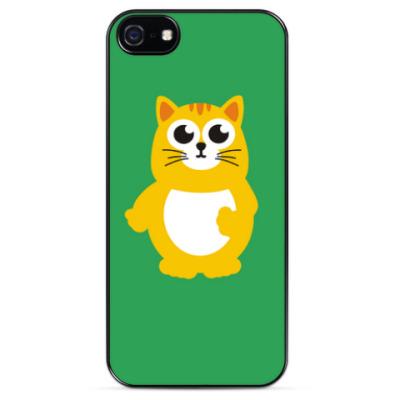 Чехол для iPhone Толстый кот