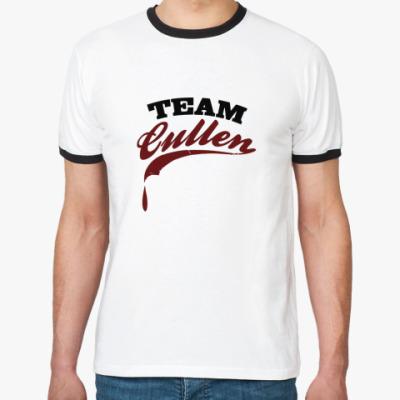 Футболка Ringer-T Team Cullen