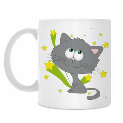 Кружка Space cat