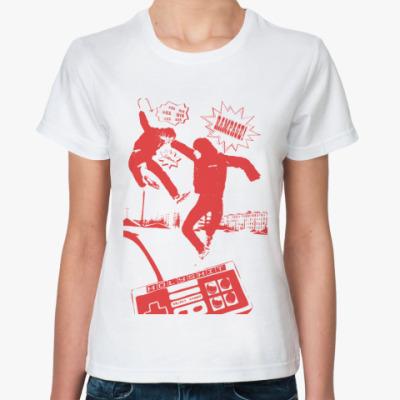 Классическая футболка 'Game'