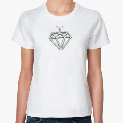 Классическая футболка 'Diamond'