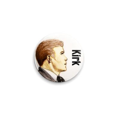 Значок 25мм Kirk (STR31)
