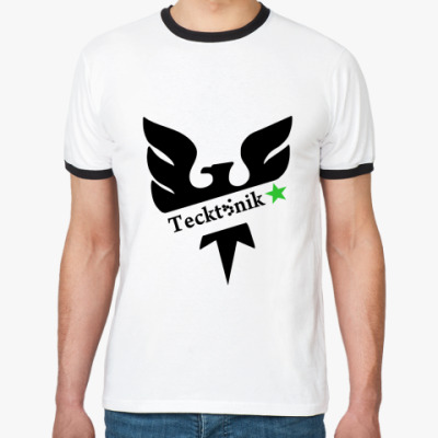 Футболка Ringer-T Tecktonik