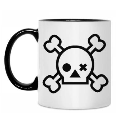 Кружка Skull