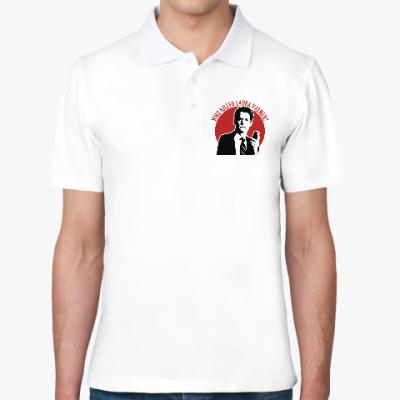 Рубашка поло Twin Peaks Dale Cooper