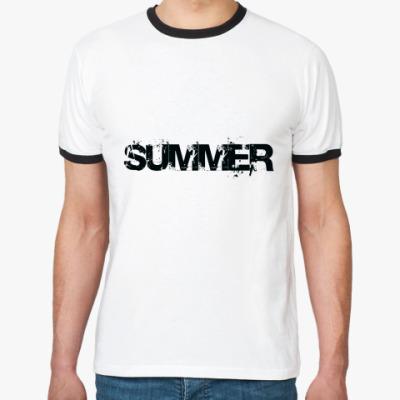 Футболка Ringer-T Summer