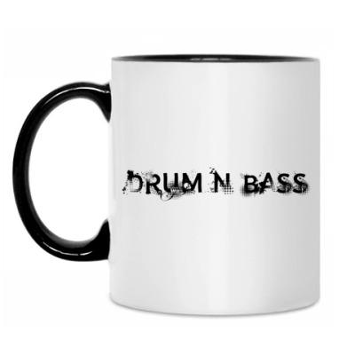Кружка Drum n  Bass