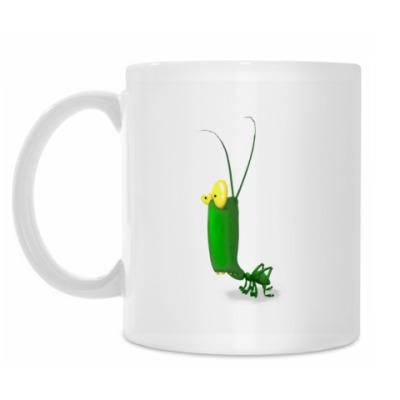 Кружка 'Grasshopper'