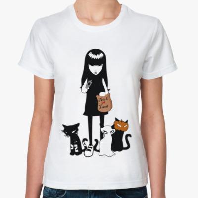 Классическая футболка Trick