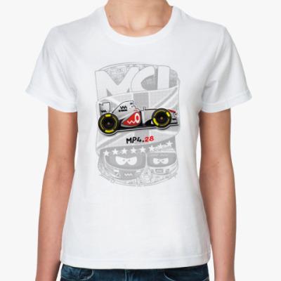 Классическая футболка MP4-28
