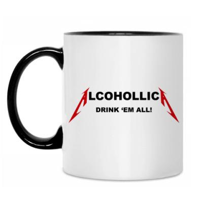 Кружка Alcohollica