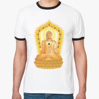 Футболка Ringer-T Buddha