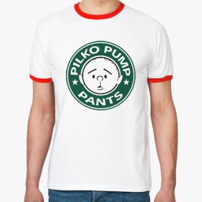 Футболка Ringer-T Pilko Pump