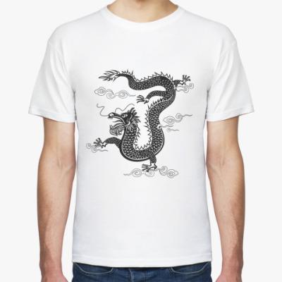 Футболка Китайский дракон