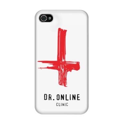 Чехол для iPhone 4/4s Dr. Online