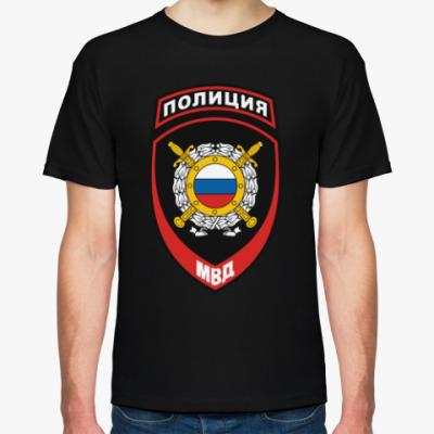Футболка Полиция