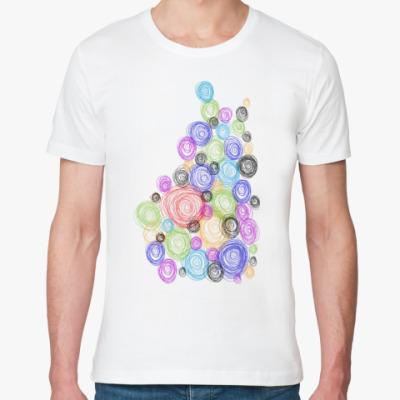 Футболка из органик-хлопка Círculo