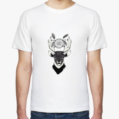 Футболка Deer Dreamcatcher