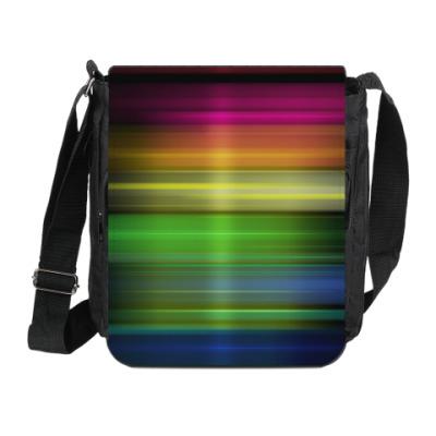 Сумка на плечо (мини-планшет) Спектр