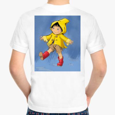 Детская футболка Лужи