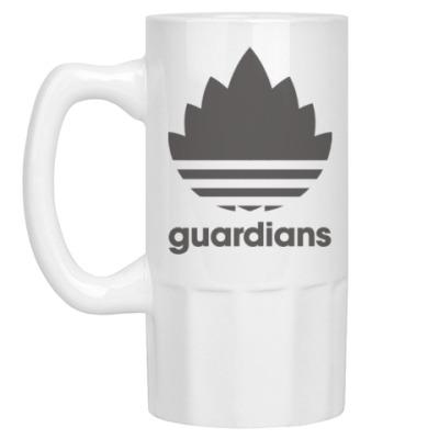 Пивная кружка Guardians