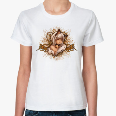 Классическая футболка Golden Xe