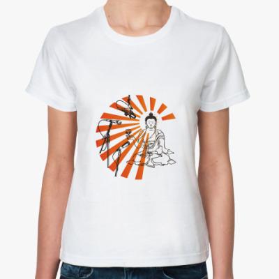 Классическая футболка Mass Media Star