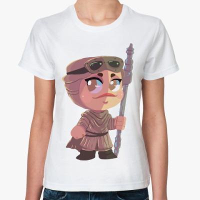 Классическая футболка Звездные Войны