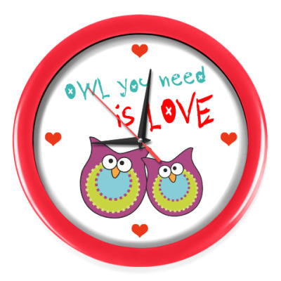 OWL you ned is love