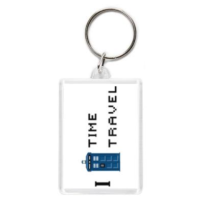 Брелок Doctor Who Time Travel