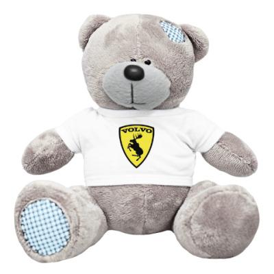 Плюшевый мишка Тедди Volvo клуб России