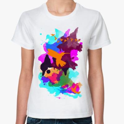 Классическая футболка СВОБОДА!