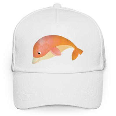 Кепка бейсболка   Дельфин