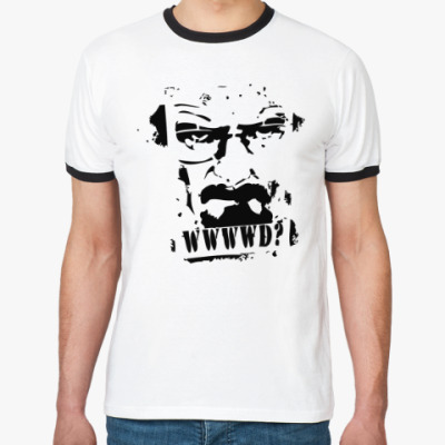Футболка Ringer-T Heisenberg