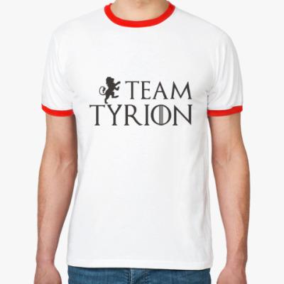 Футболка Ringer-T Команда Тириона
