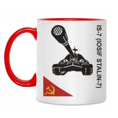 Кружка Iosif Stalin-7 (IS-7) USSR