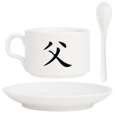 Кофейный набор Фен-шуй