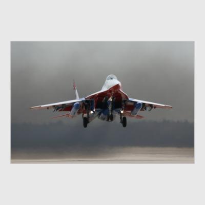 Постер МиГ-29 'Стрижи'