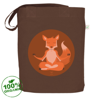 Сумка Animal Zen: F is for Fox
