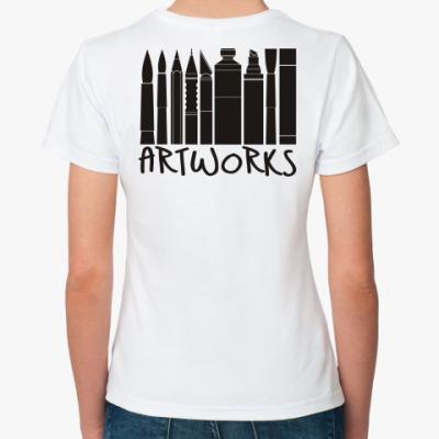 Классическая футболка Artworks