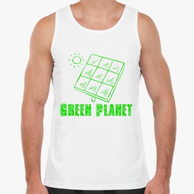 Майка Green Planet