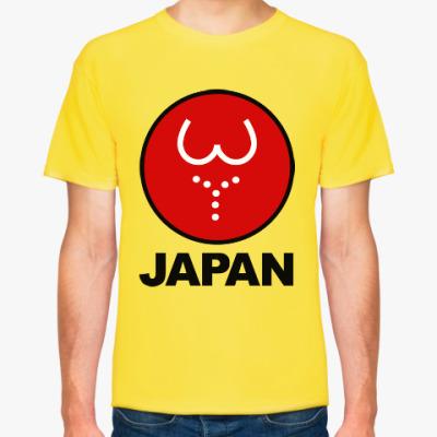Футболка Японская леди