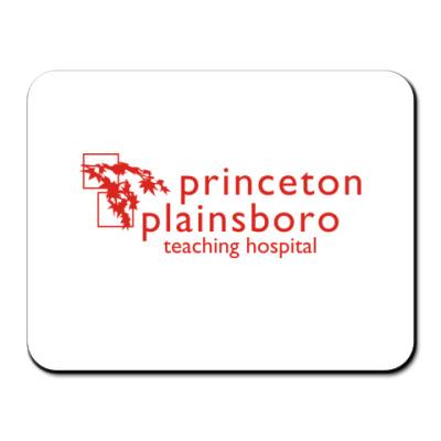 Коврик для мыши Princeton plainsboro