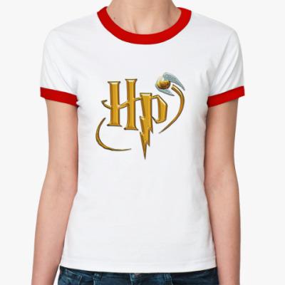 Женская футболка Ringer-T HP  ж ()