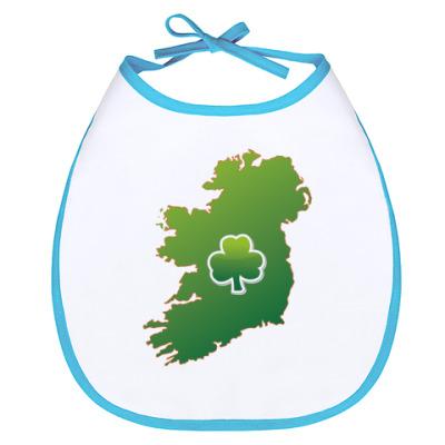 Слюнявчик Ирландия
