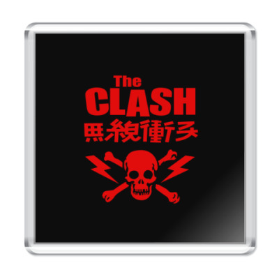 Магнит The Clash