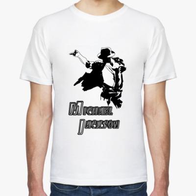 Футболка 'М.Джексон'