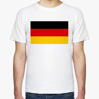Футболка  Германия